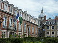 Boulogne-sur-Mer, soleno pri la 1-a UK dum la 100-a UK (20).JPG