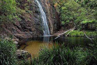Boundary Falls - Image: Boundary Falls 0187