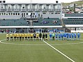 Boys under 16 FC Suduroy vs NSI Runavik Faroese Cup Final 2012.JPG