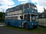 Bradford trolleybus (LHN785), NELSAM, 27 June 2015 (1).JPG