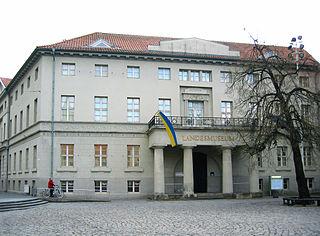 Braunschweigisches Landesmuseum History museum in Brunswick, Germany