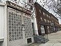 Breeze block detail, Paul Chen Hong Kong Restaurant, 2426 N. Charles Street, Baltimore, MD 21218 (41164639852).jpg