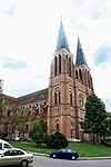 Bregenz, the Church of the Sacred Heart.jpg