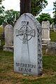 Brereton Drane grave - Glenwood Cemetery - 2014-09-14.jpg