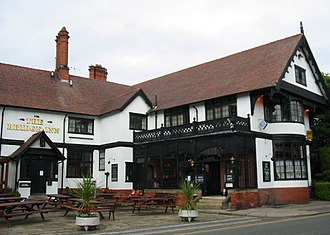 Port Sunlight - Image: Bridge Inn, Port Sunlight