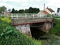 Bridge over the East Fen Catchwater Drain, Stickford - geograph.org.uk - 443931.jpg