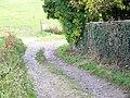 Bridleway, Lillington - geograph.org.uk - 1567576.jpg