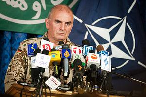 Carsten Jacobson - Carsten Jacobson in Afghanistan, 2012