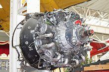 Px Bristol Hercules Xvii Aircraft Engine Side on Desert Aircraft Engines