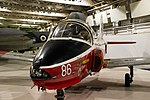 British Aircraft Corporation Jet Provost T5A (41671343764).jpg