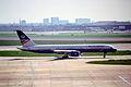 British Airways Boeing 757; G-BIKK@LHR;13.04.1996 (4845202188).jpg