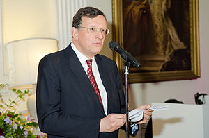 British Ambassador, David Warren.jpg