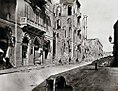 British Bombardment of Alexandria 1882 - Italian poste street.jpg