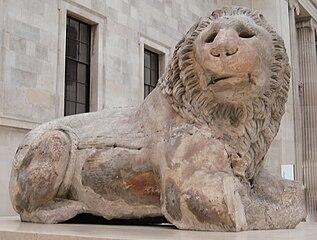 Lion of Knidos