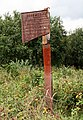 Broken Signpost - geograph.org.uk - 222336.jpg