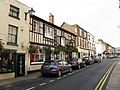 Bromyard - Bay Horse pub and High Street - geograph.org.uk - 979270.jpg