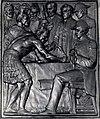 Bronze plaque of the treaty signing at Waitangi, 6 February 1840 (16021206472).jpg