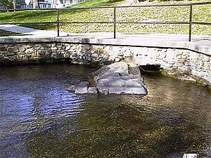 Boiling Springs, Pennsylvania - The Bubble