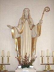 Buchau Stiftskirche Irmgard von Buchau