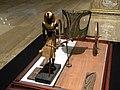 Bucuresti, Romania. BIBLIOTECA NATIONALA A ROMANIEI. Expozitia Comorile Egiptului Antic. (B-I-s-B-17892)(7).jpg