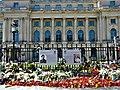 Bucuresti, Romania. PALATUL REGAL (Funerariile Reginei Ana, Principesă de Bourbon-Parma) (B-II-m-A-19856)(4).jpg