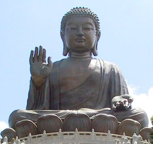 "Tian Tan Buddha, also known as the ""Big Buddha..."