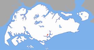 Bugis, Singapore - Location of Bugis