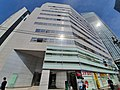Building at the place marked for- Japan Musical Instruments Association.jpg