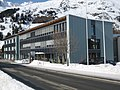 Building of WSL Institute for Snow an Avalange Research SLF in Davos Dorf.JPG
