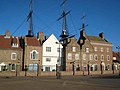 Buildings at Hartlepool Historic Quay - geograph.org.uk - 318313.jpg
