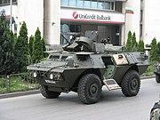 Bulgarian m1117