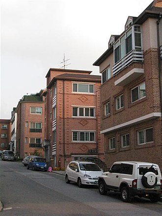 Bundang-dong - Image: Bundang dong