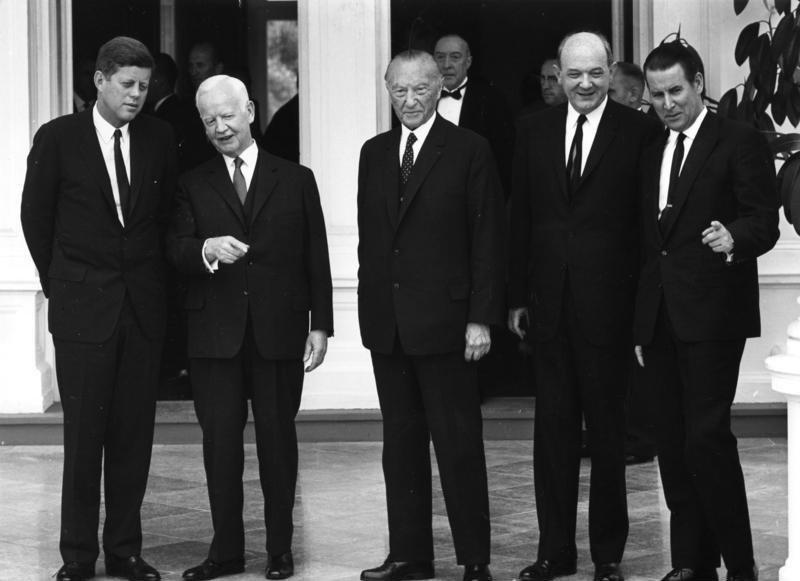 Bundesarchiv B 145 Bild-F015779-0009, Bonn, Staatsbesuch Präsident der USA, Kennedy