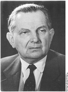Peter Adolf Thiessen German physical chemist