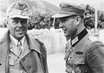 Bundesarchiv Bild 183-J27567, Italien, Albert Kesselring, Oberst Ferdinand Hippel.jpg