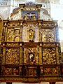 Burgos - San Esteban, Retablo de San Miguel 1.jpg
