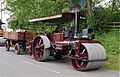 Burrell Steam Roller - Flickr - mick - Lumix.jpg
