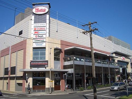 Westfield Warringah Mall Wikivisually