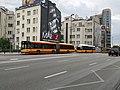 Buses in Warsaw, Solaris Urbino & Scania Citywide (2019).jpg