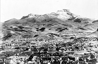 Trinidad, Colorado - Image: Business section of Trinidad, Colorado cropped