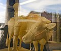 Butter cow - statue made of butter - The Big E, 2014-09-24.jpg