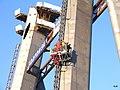Bydgoszcz - widok budowy mostu nad rzeką Brdą - panoramio.jpg