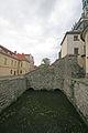 Císařský náhon – napájecí vodní kanál s mostem, Kostelní, Pardubice 01.JPG