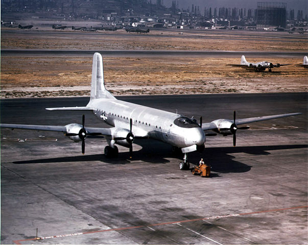 Douglas C-74 Globemaster,