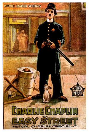 Easy Street (film) - Image: CC Easy Street 1917