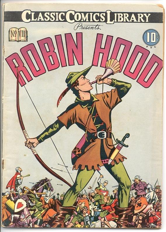 CC No 07 Robin Hood