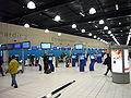 CDG International Airport Terminal 2G Check in.JPG