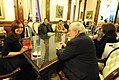 CFK recibió al Instituto de Revisionismo Histórico Manuel Dorrego 02.jpg