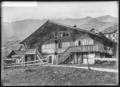 CH-NB - Ormont-Dessus, Les Diablerets, Chalet, vue d'ensemble - Collection Max van Berchem - EAD-7416.tif