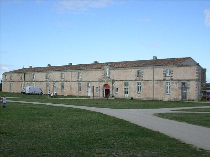 L'Arsenal de la Citadelle du Château d'Oléron